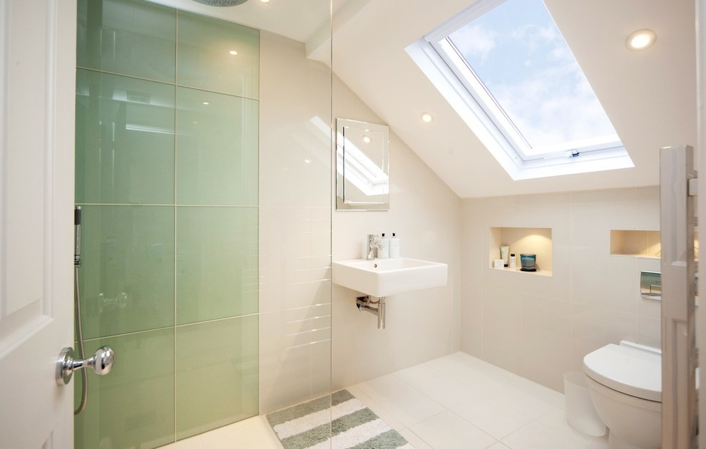 En Suite Bathrooms For Small: Ensuite Bathroom Ideas