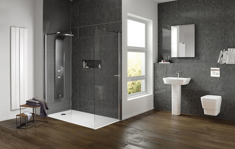 How to Design a Large Bathroom - BigBathroomShop
