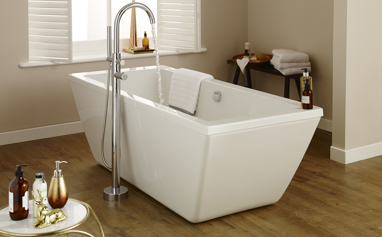 Steel baths: the advantages and choice 42