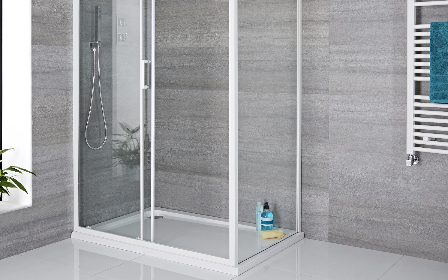 How to Seal a Shower Tray the Right Way | Big Bathroom Shop