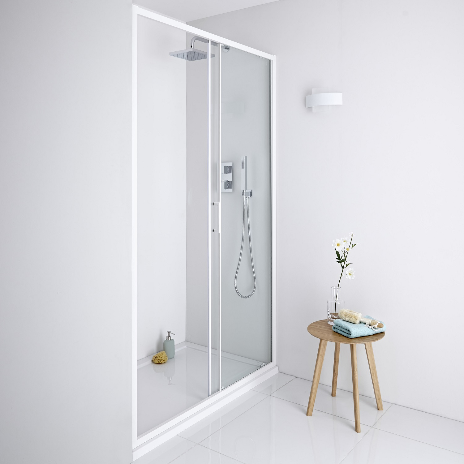 cleaning shower doors how to clean shower glass 30773