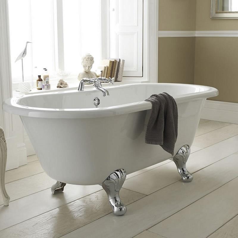 roll top freestanding bath