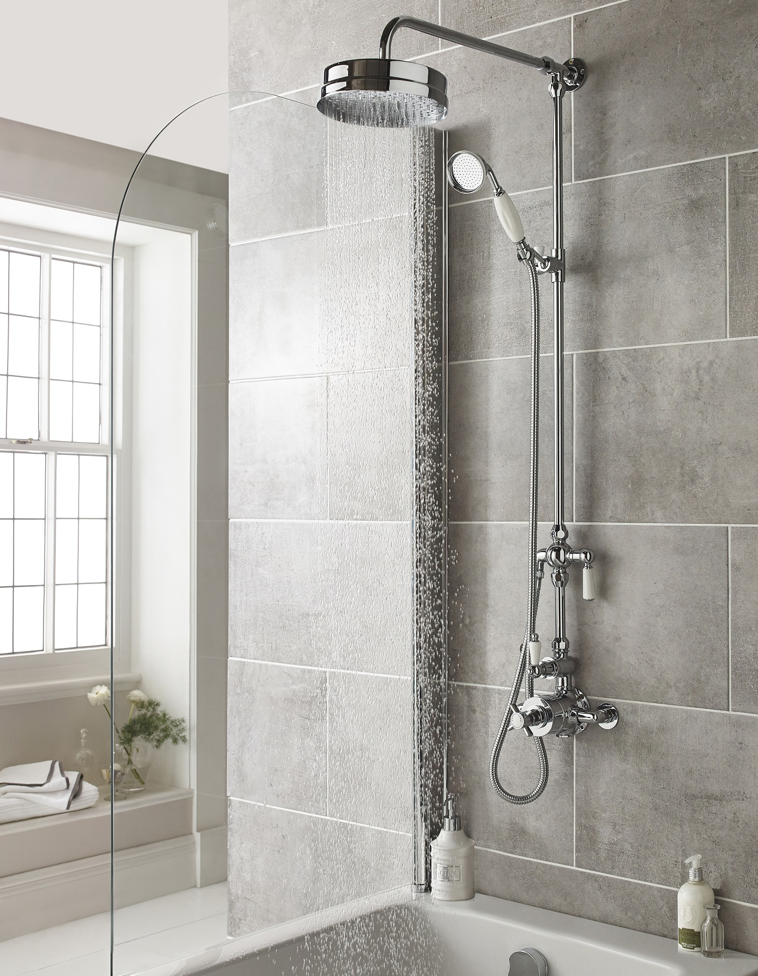 The Shower Buyer\'s Guide - BigBathroomShop