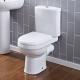 close coupled toilet