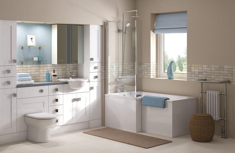 How Much Does A New Bathroom Cost BigBathroomShop Stunning A Bathroom