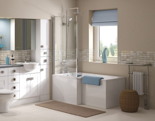 How Much Does A New Bathroom Cost BigBathroomShop - 7 x6 bathroom design