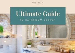 The 2017 Ultimate Guide to bathroom design