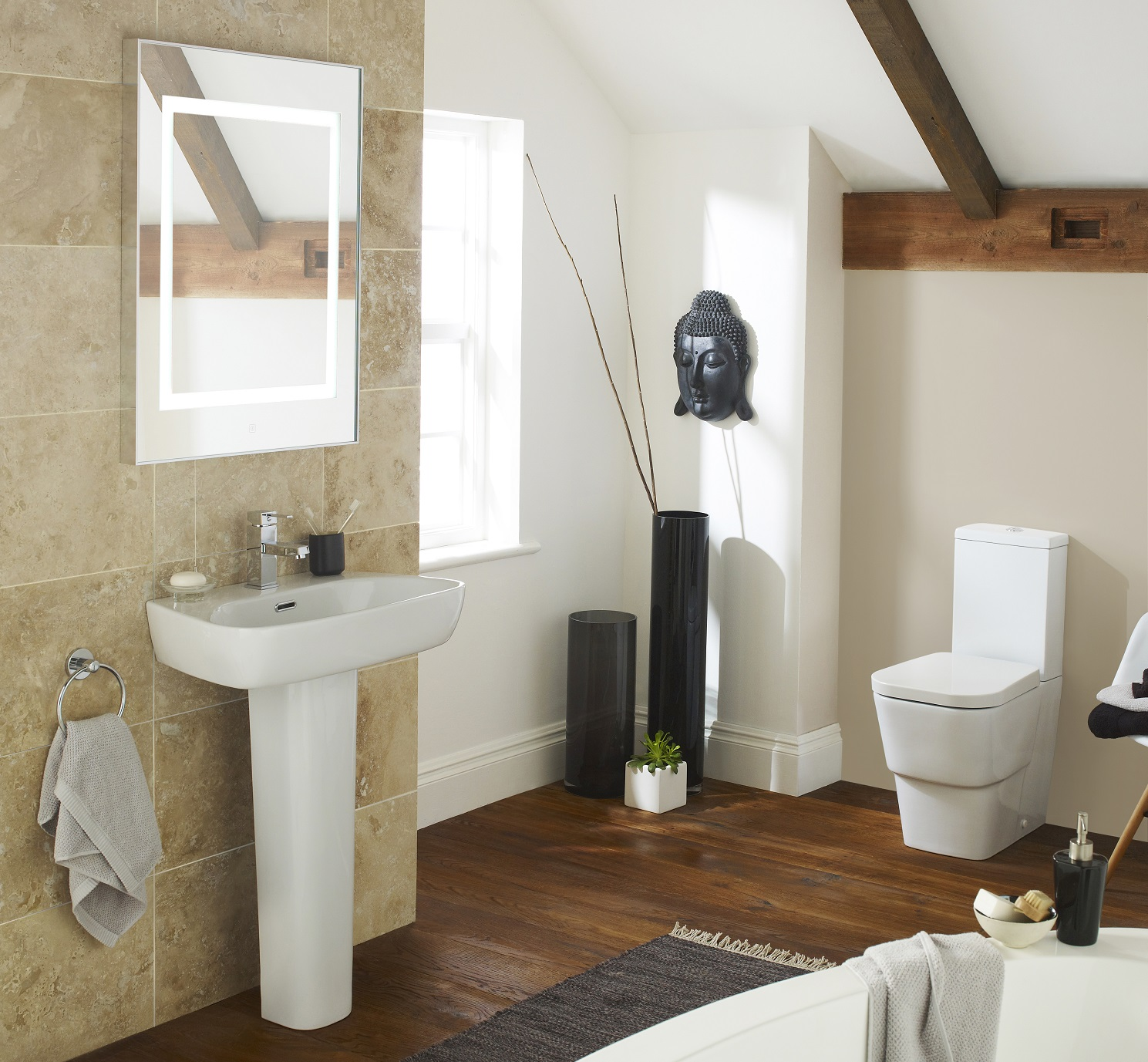 modern bathroom design The Essential Bathroom Design