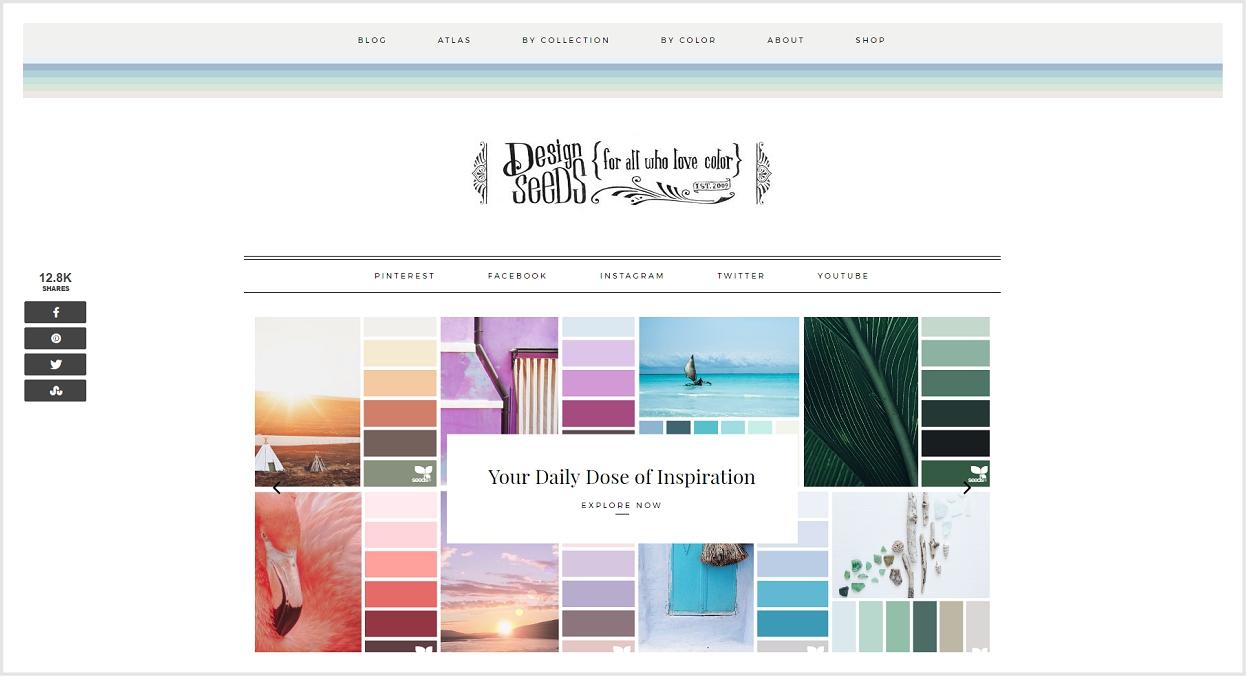 Design Seeds blog