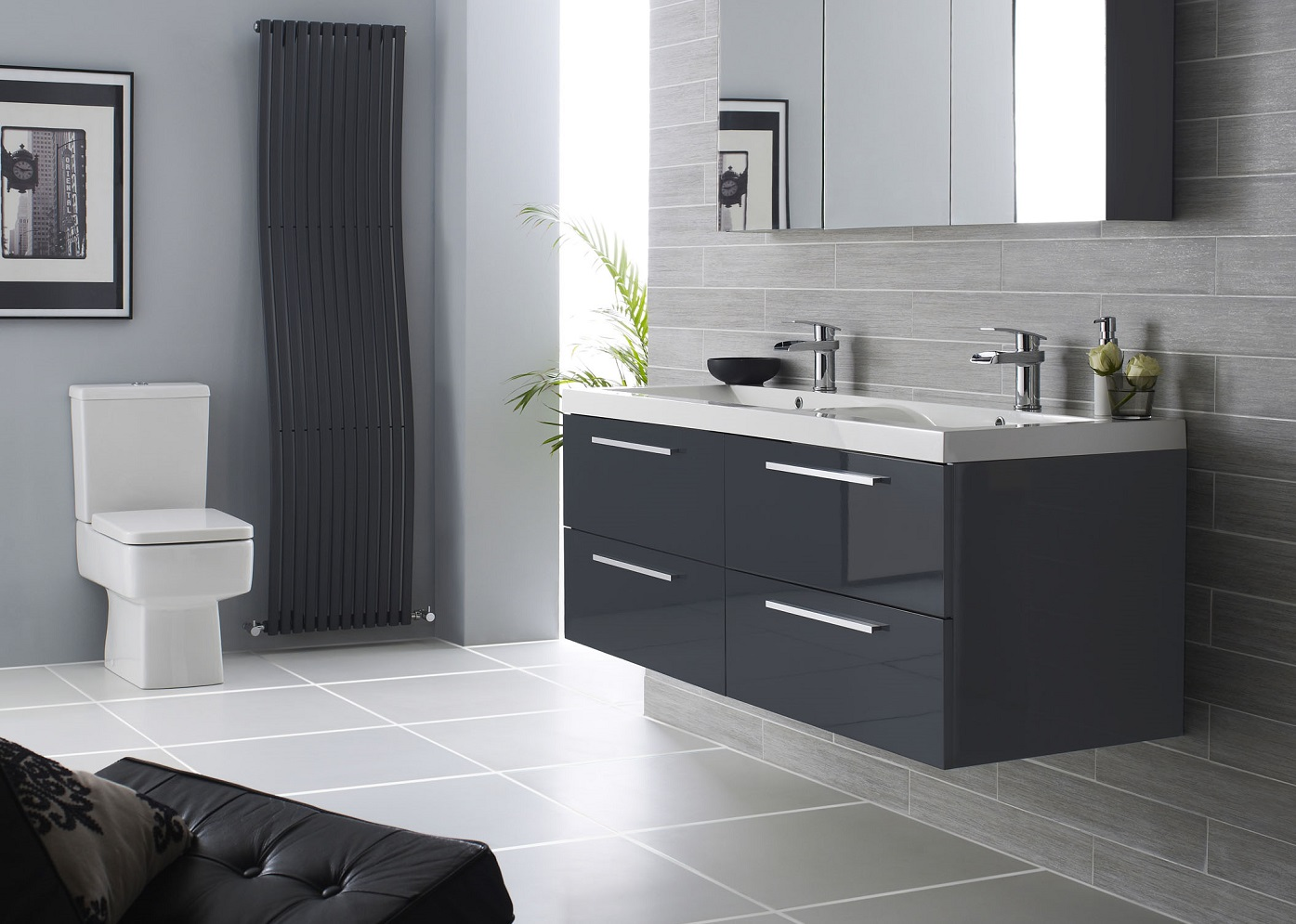 black white grey bathroom 6 future proof bathroom colour ideas big bathroom shop 17438