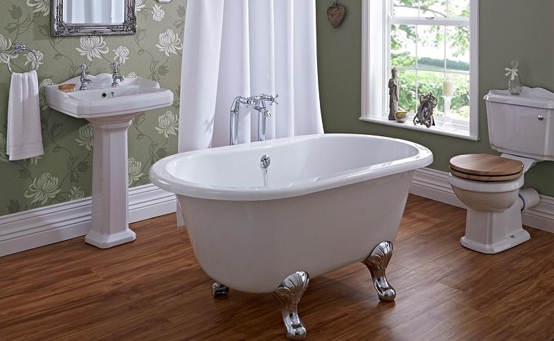 10 Timeless & Traditional Bathroom Ideas