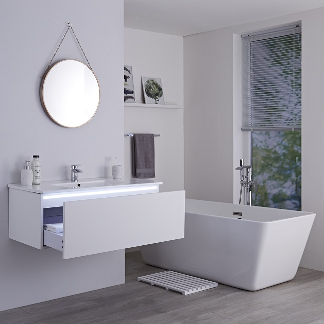 10 Future-Proof Bathroom Colour Ideas
