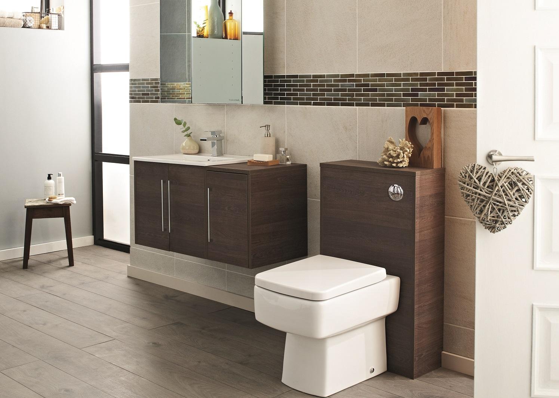 Dark wood bathroom furniture uk