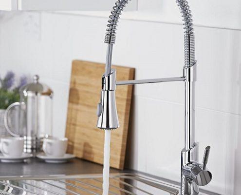 kitchen spray tap
