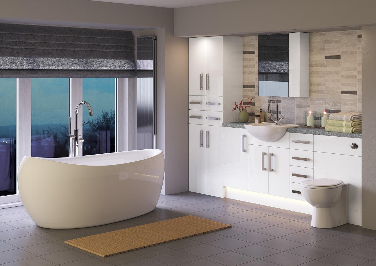 The bathroom lighting buyers guide bigbathroomshop modern bathroom lighting scheme aloadofball Images
