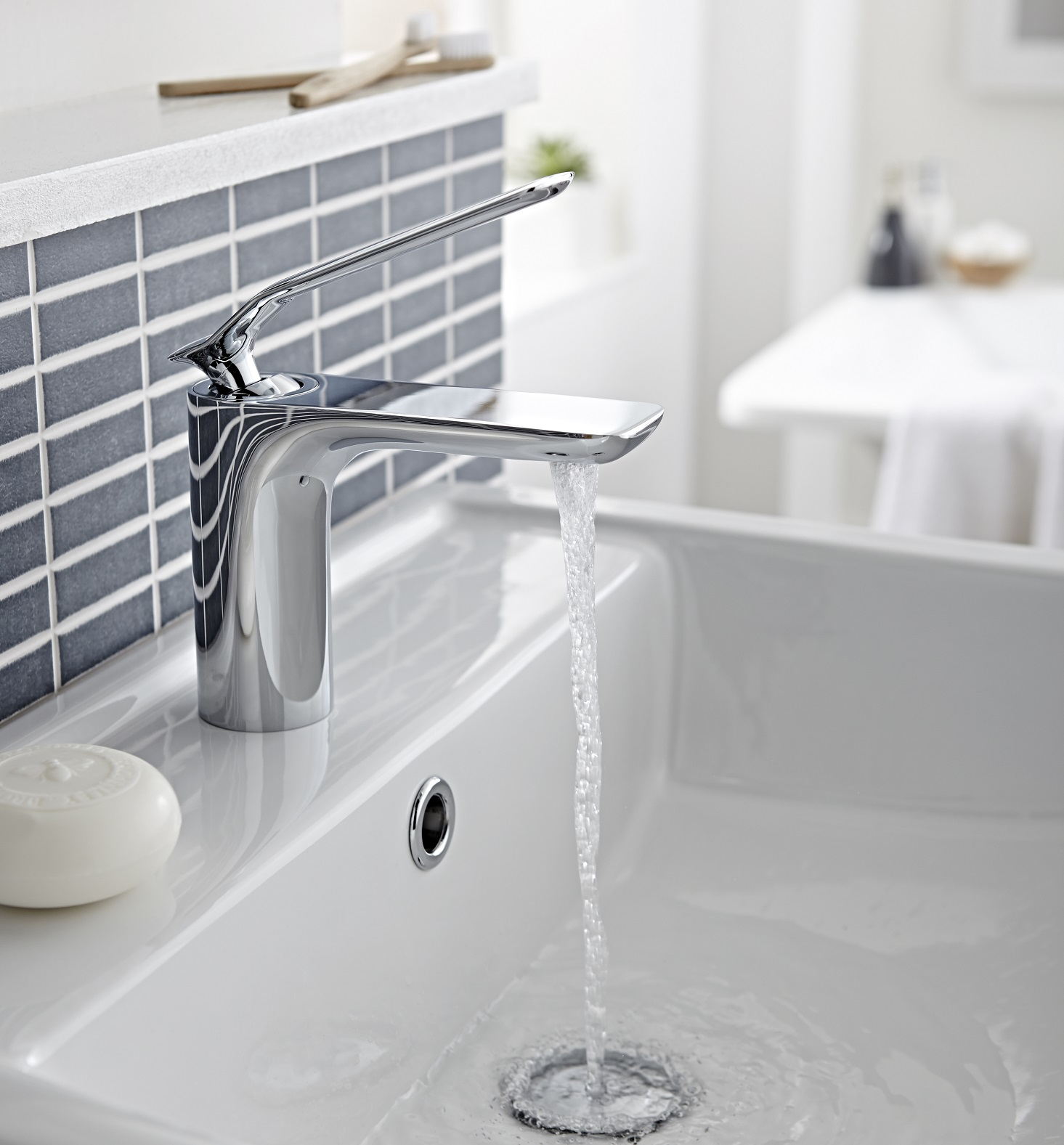 Basin Taps - How to Choose the Right Type - BigBathroomShop
