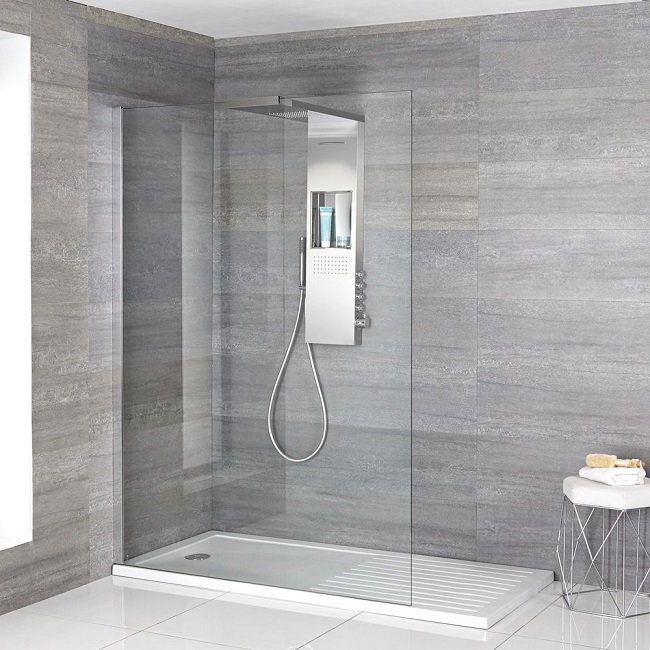 Walk In Showers For Small Bathrooms.The Best Shower Enclosures For Maximising Space In Small Bathrooms