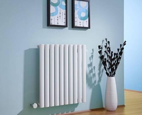 milano electric designer radiator