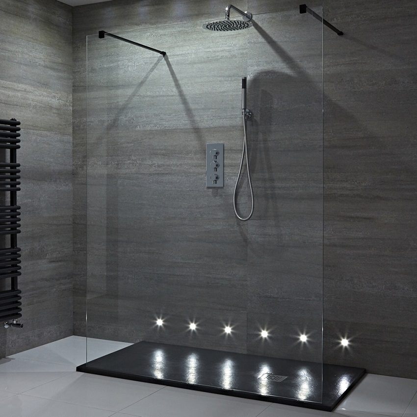 wet rooms how to create the perfect showering space. Black Bedroom Furniture Sets. Home Design Ideas