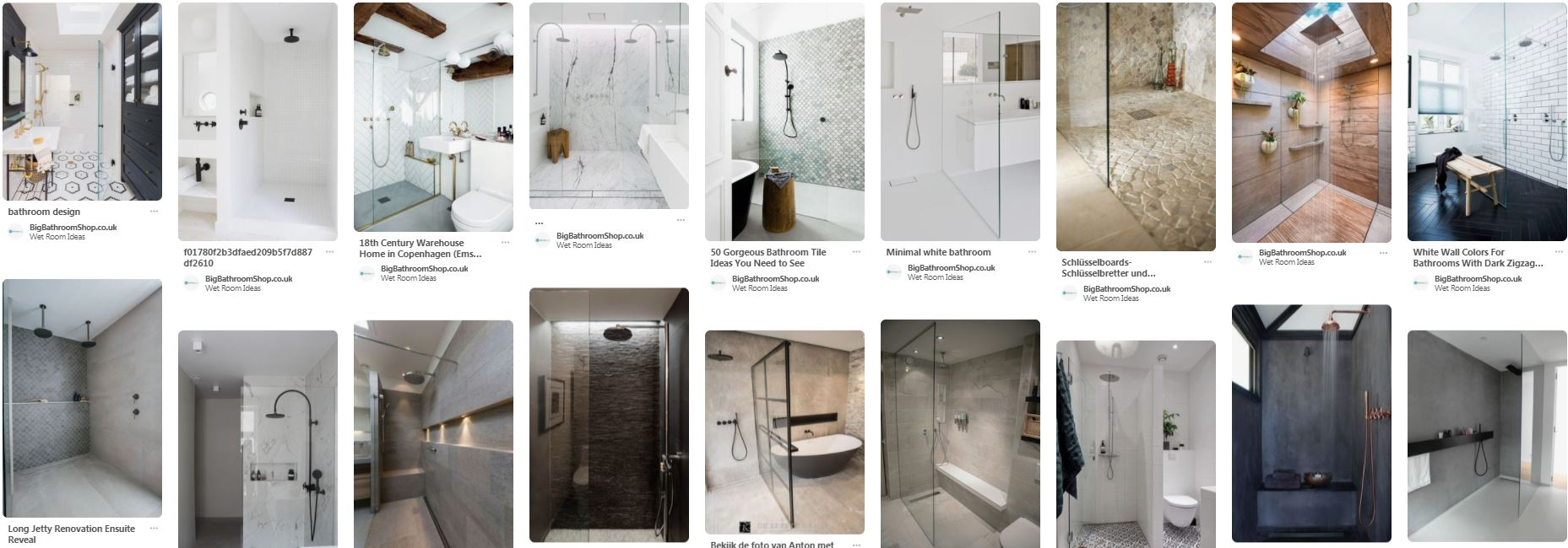 Wet Rooms - How to Create the Perfect Showering Space