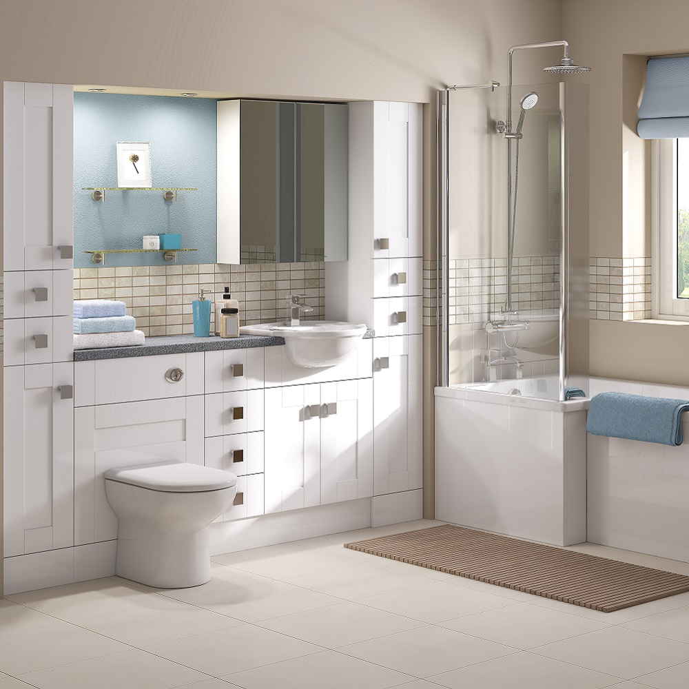 Ultimate Guide to Bathroom Cabinets | BigBathroomShop