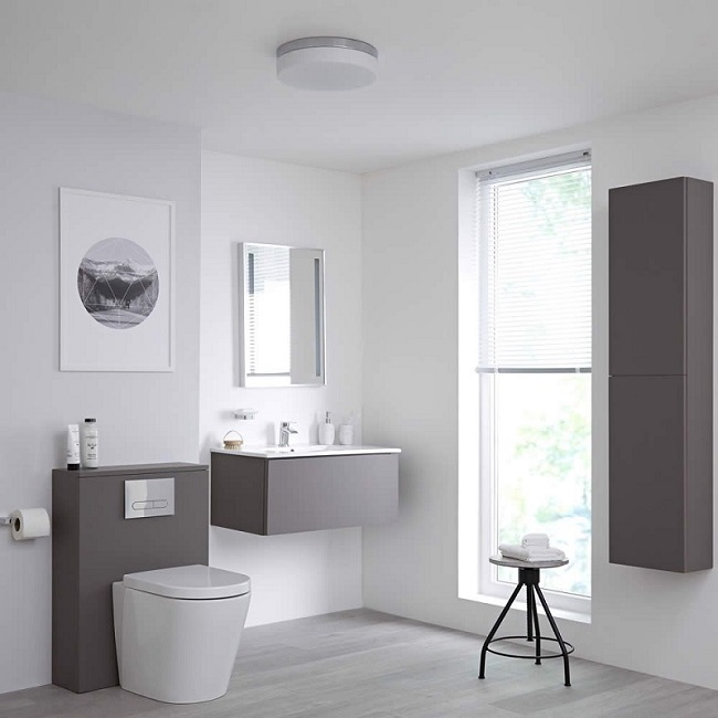 Grey Bathroom Furniture Uk: Which Colour Should I Choose For Bathroom Furniture?