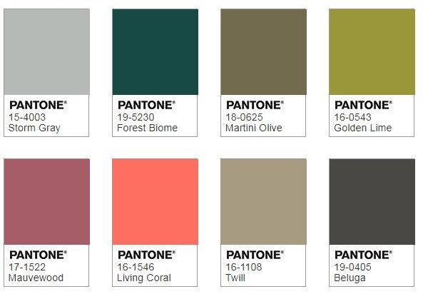 Pantone Colour Of The Year 2019 Living Coral Big