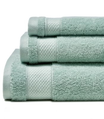Tranquil dawn towels