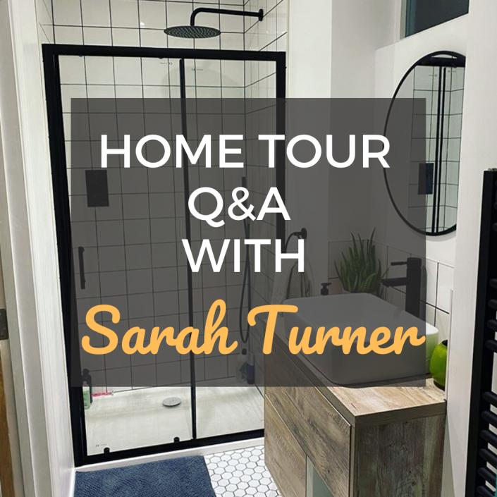 Home tour with Sarah