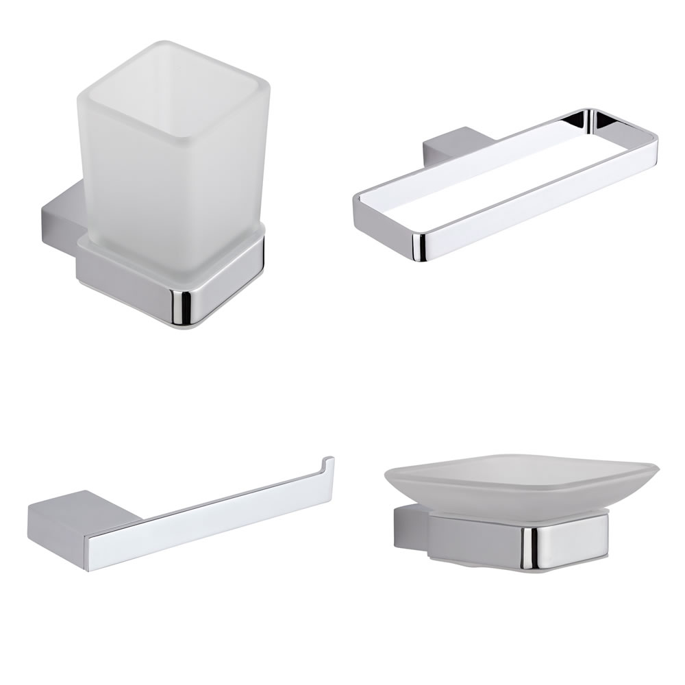 Milano Parade 4 Piece Accessory Pack