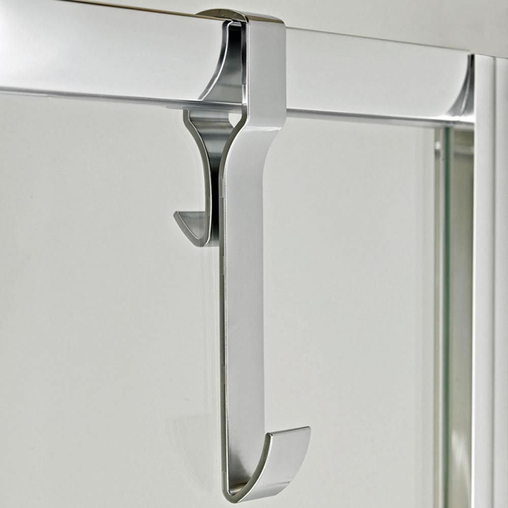 Milano Shower Enclosure Hook (Framed)