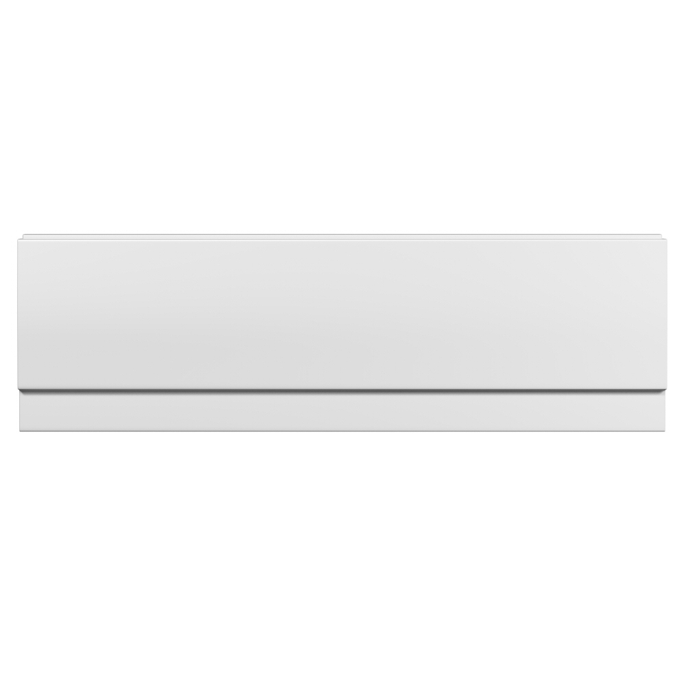 Milano 1500mm Acrylic Front Side Bath Panel