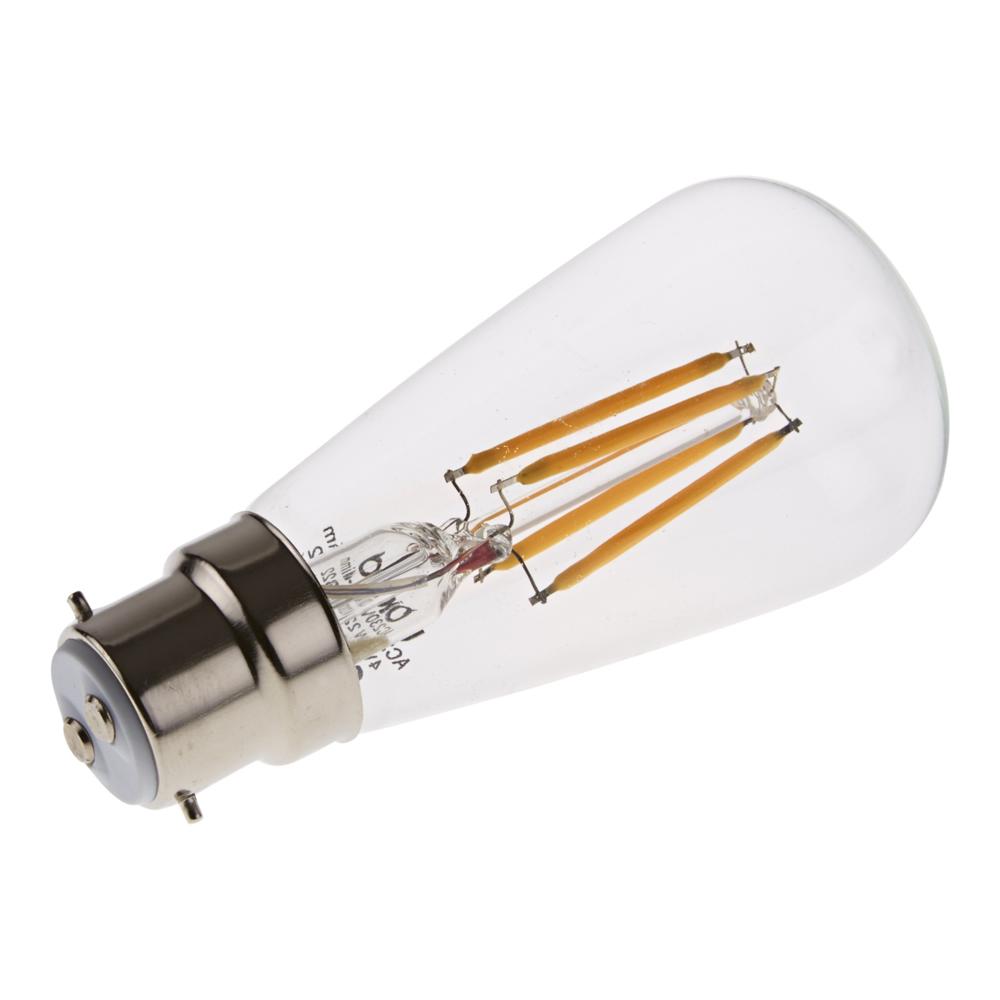 Biard Traditional Filament Bulb 4W B22