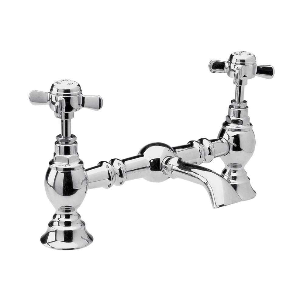 Ultra Luxury Beaumont Bridge Basin Mixer Tap without Waste