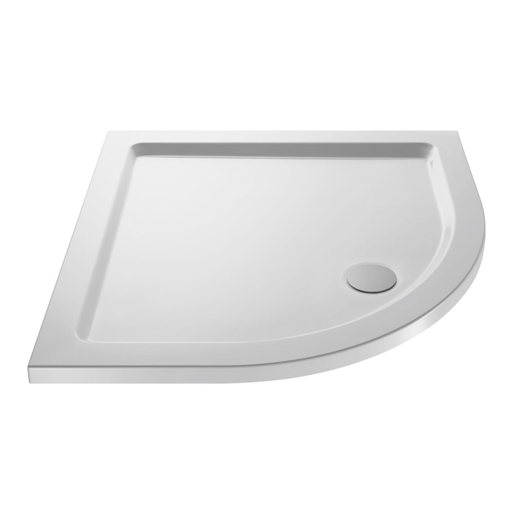 Pearlstone Quadrant shower tray 800 x 800mm