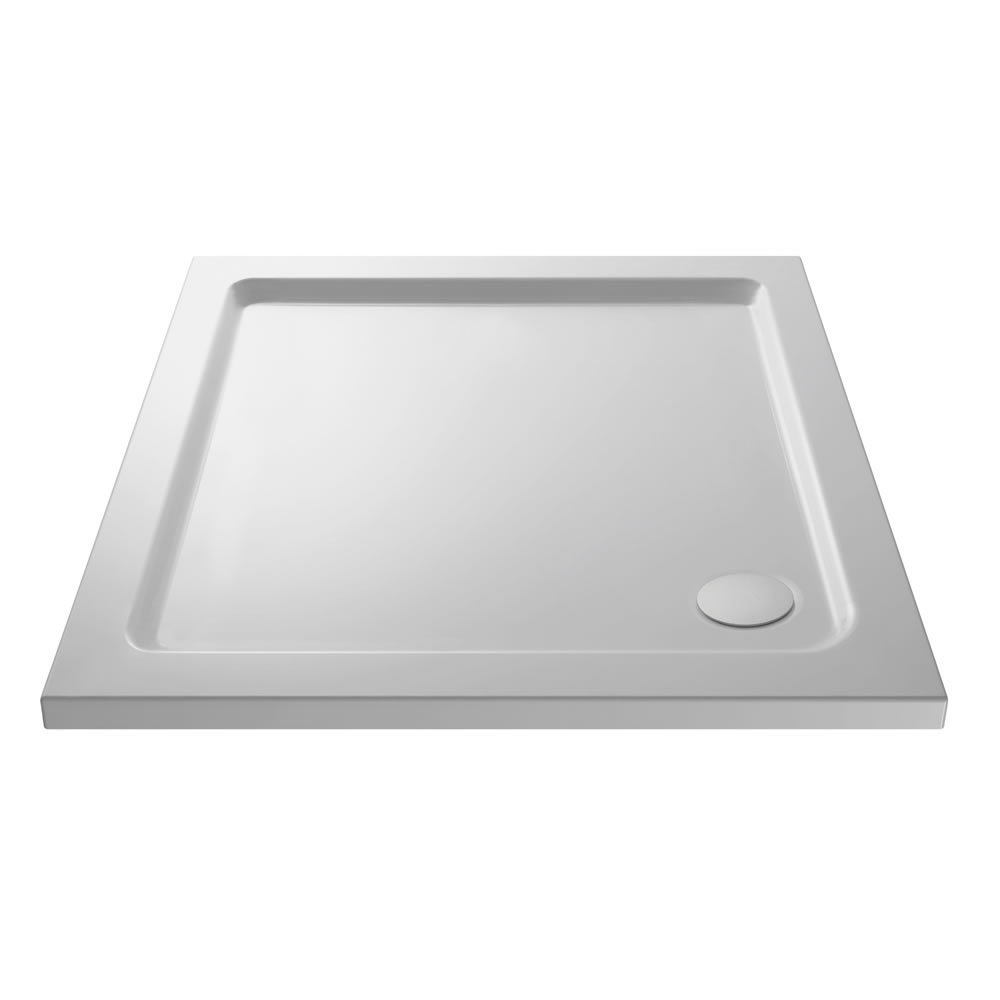 Pearlstone Square Shower Tray 1000 x 1000mm