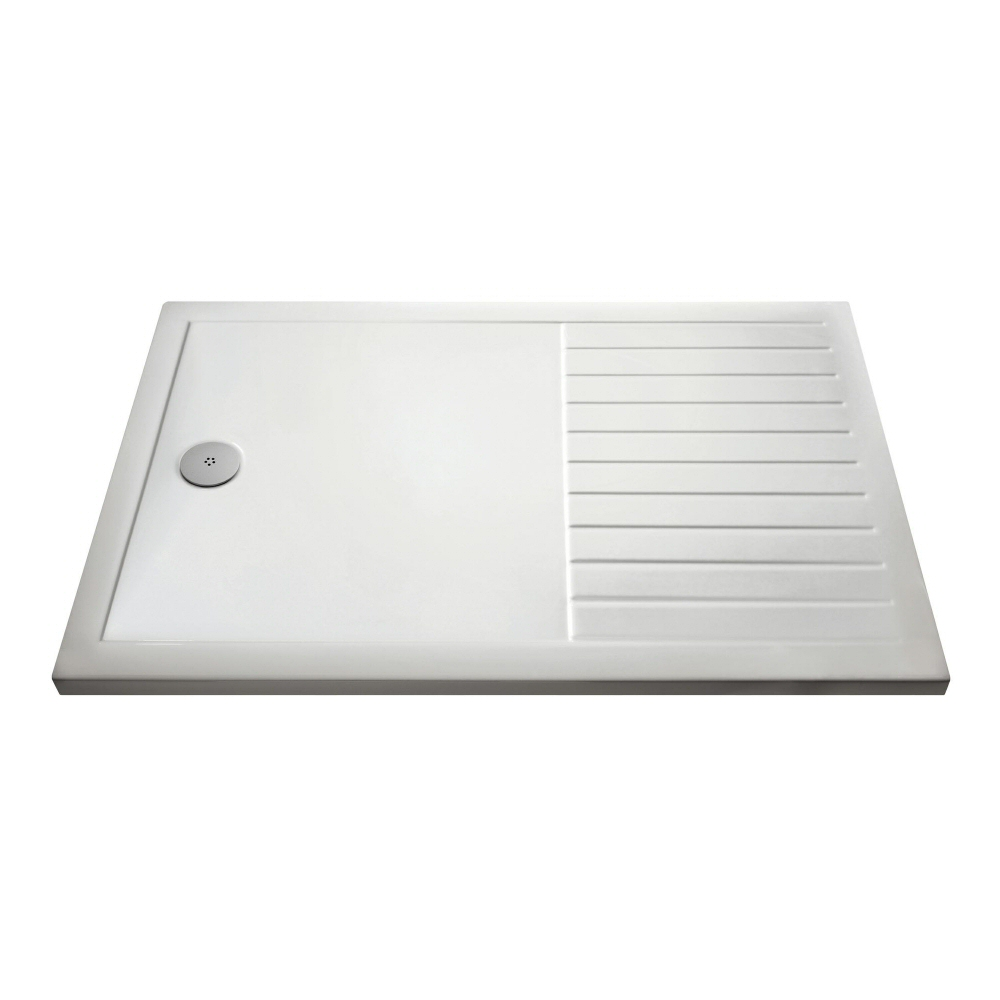 Premier 1400 x 900mm Rectangular Walk-in Shower Tray