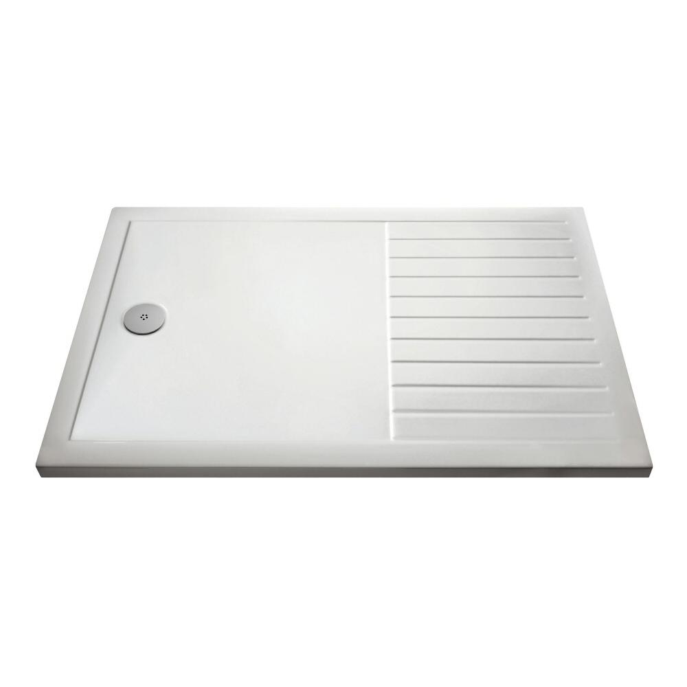 Premier 1700 x 800mm Rectangular Walk-in Shower Tray