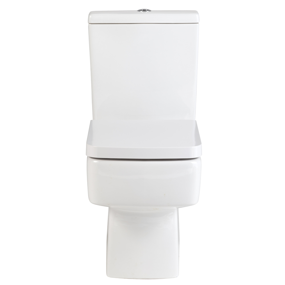 Milano Jewel Short Projection WC inc. Cistern, Fittings & Soft Close Seat