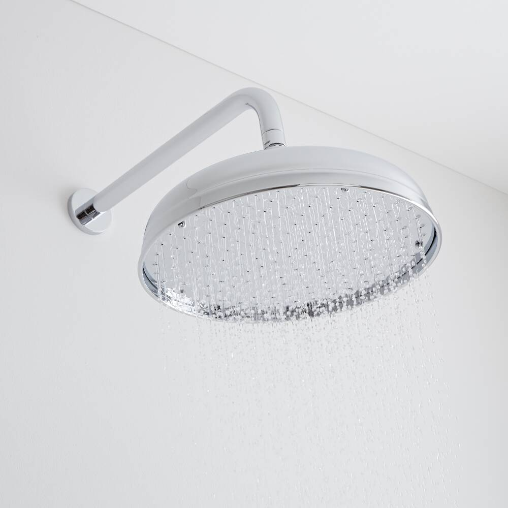 Milano 12'' Traditional Apron Shower Head