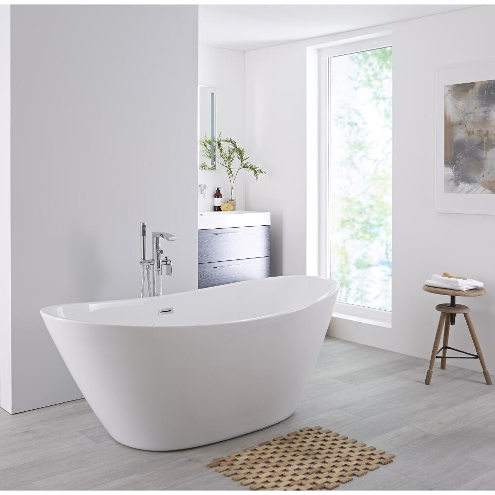 Irwell - Double Ended Freestanding Bath 1700 x 785mm