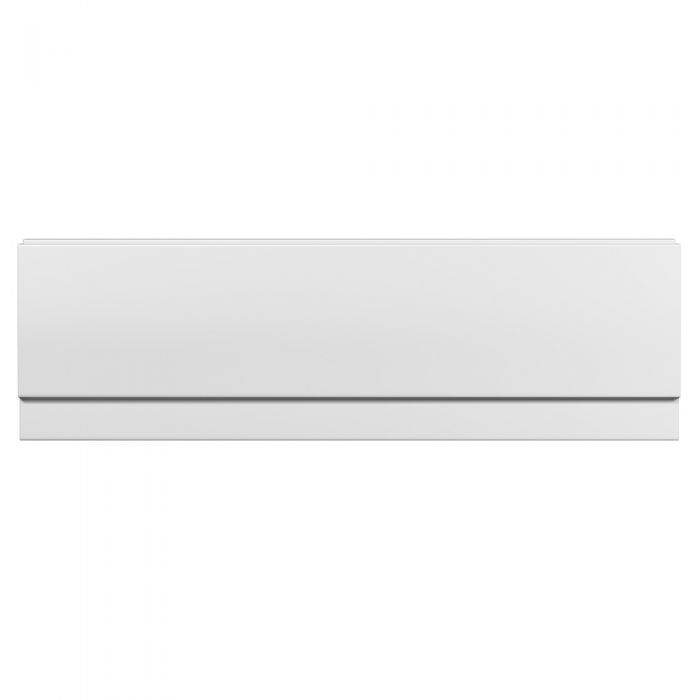 Milano 1600mm Acrylic Front Side Bath Panel