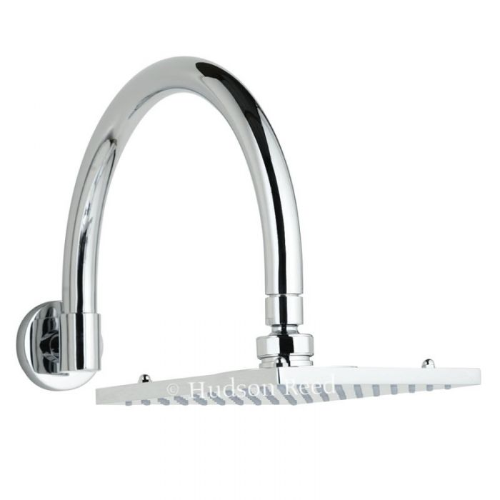 Hudson Reed Curved Sheer Fixed Shower Head