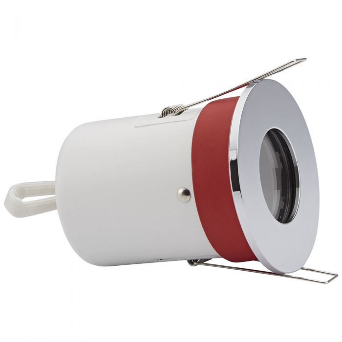 Biard Bathroom IP65 Fire Rated GU10 downlight with Changeable Round Bezel