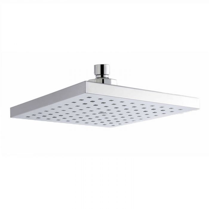 Premier ABS Chrome 200mm Square Shower Head Only