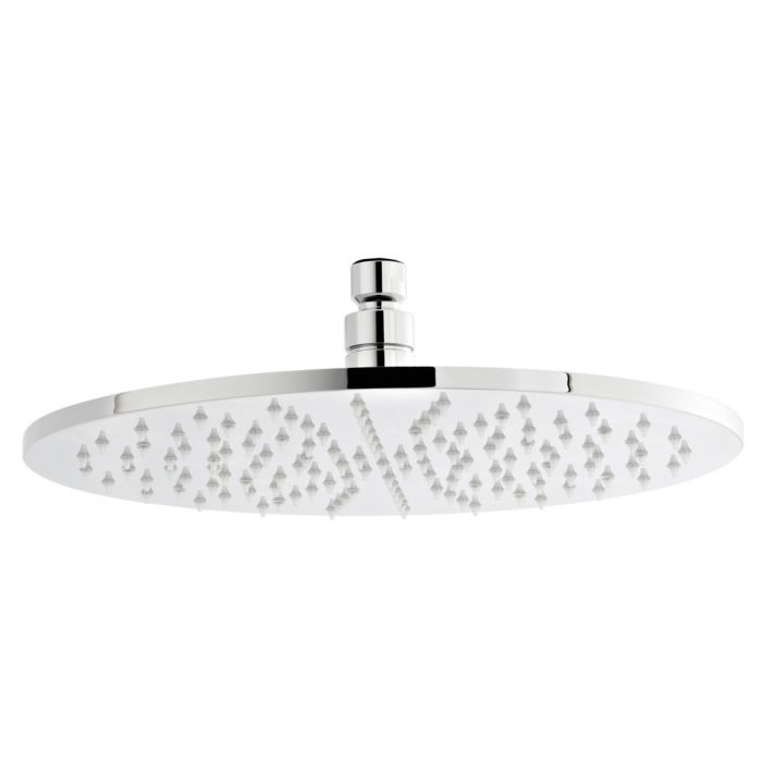 Premier Round LED Fixed Shower Head 300mm