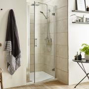 Premier 900mm Hinged Shower Door