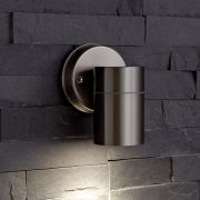 Biard Stainless Steel Wall Light - Chrome