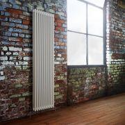 Milano Windsor - Traditional White 3 Column Radiator 1800mm x 473mm (Vertical)