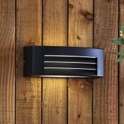 Biard Architect Griglia Outdoor Wall Light